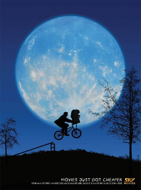 Print Ad Sky Movies Et