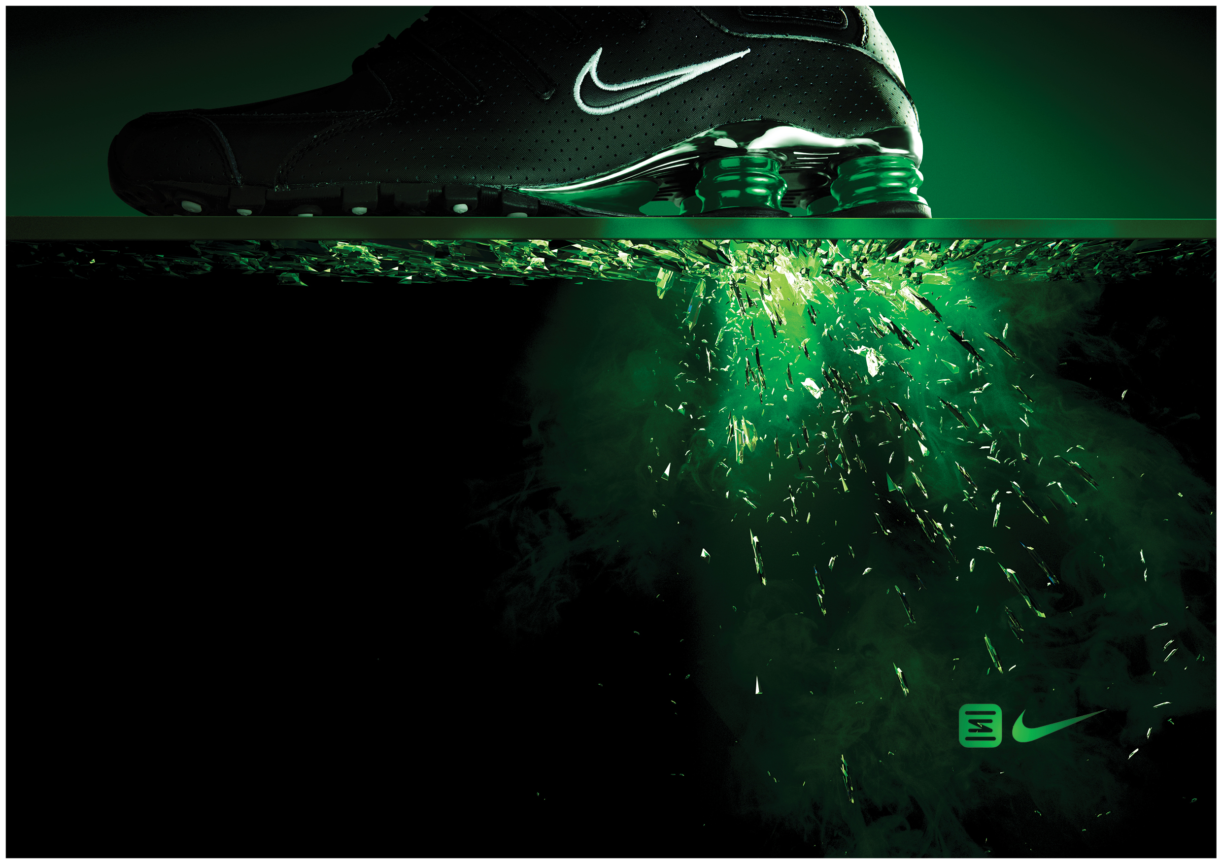 Nike Shoes Marketing