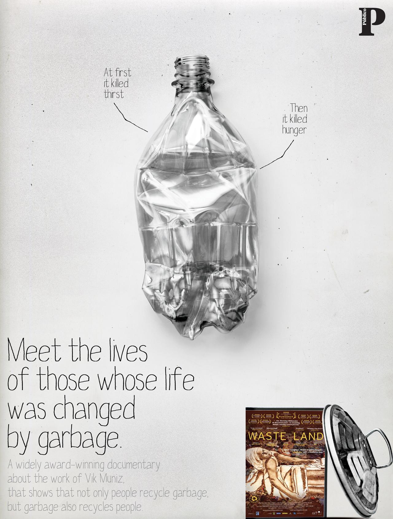 Print Ad Publico Newspaper Coke