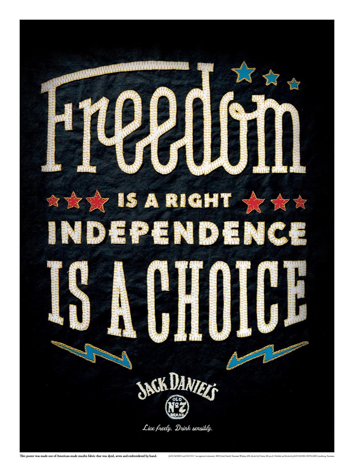 advertisement and freedom of choice of So says don draper, the creative director of the advertising agency  freedom of  choice – the freedom to pay attention to an advert or not, the.