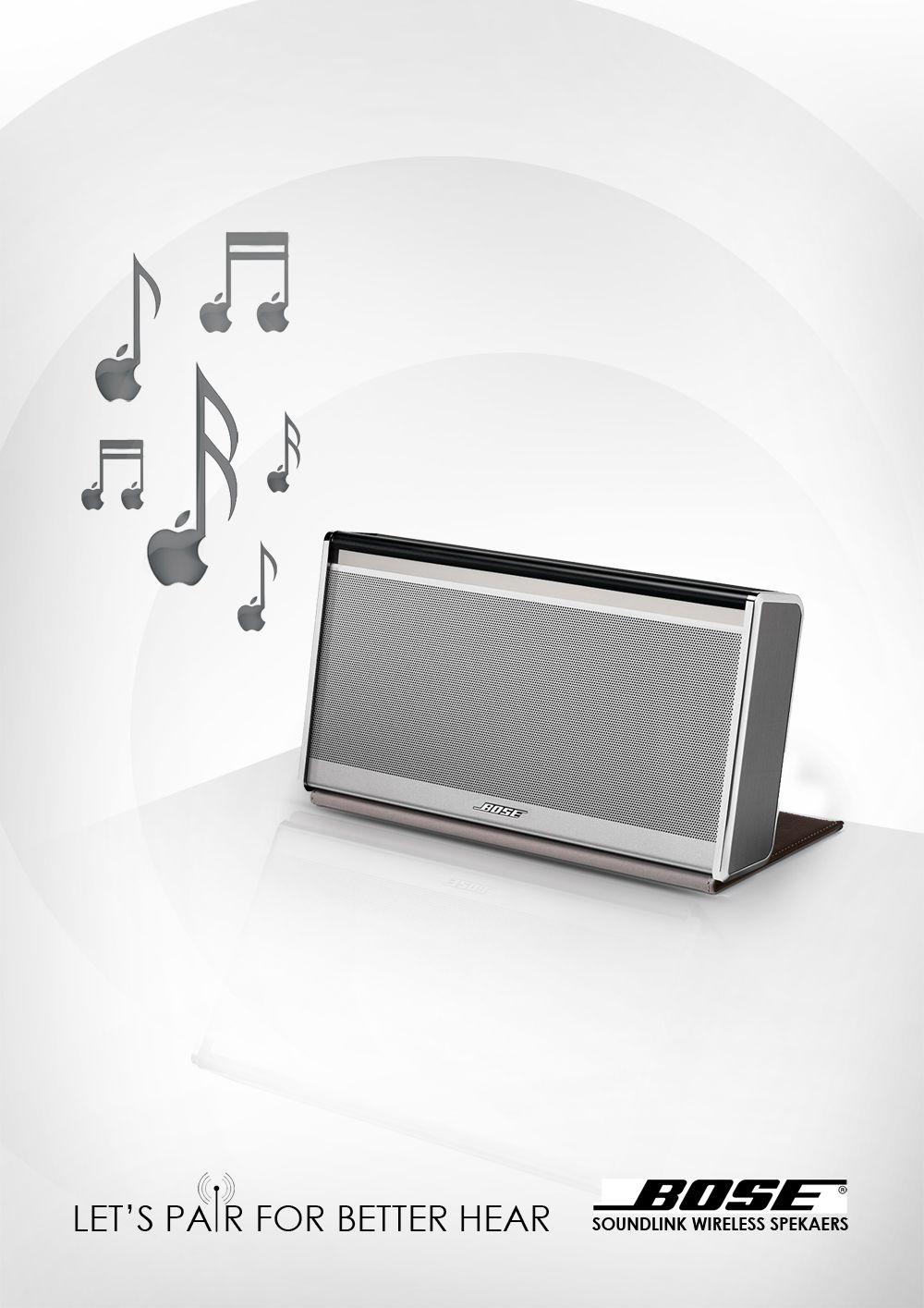 mir ekhtiar bose bose wireless speakers