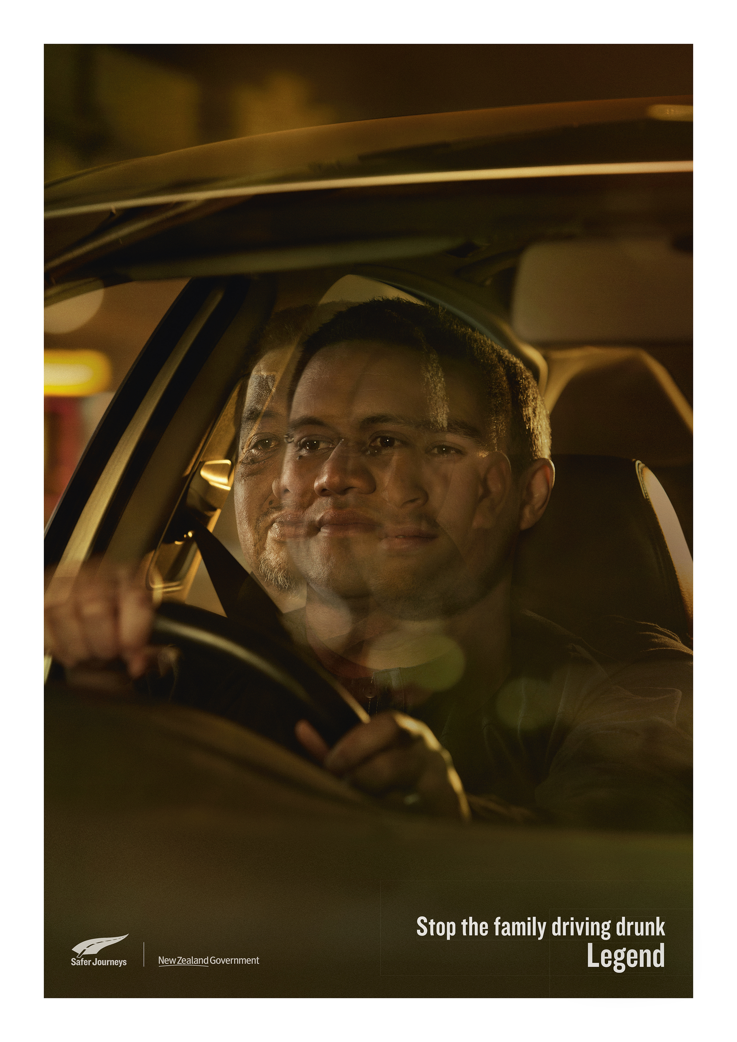 New Zealand Drink Driving Ad