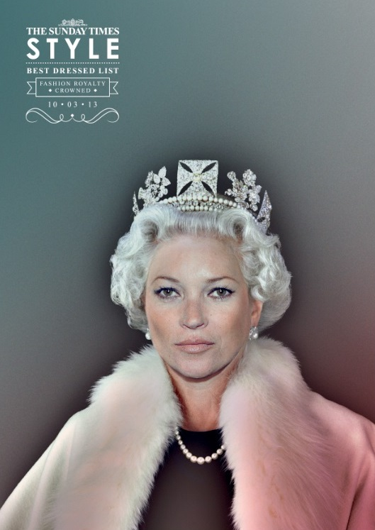 Print Ad The Sunday Times 39 Style Magazine 39 S Best Dressed