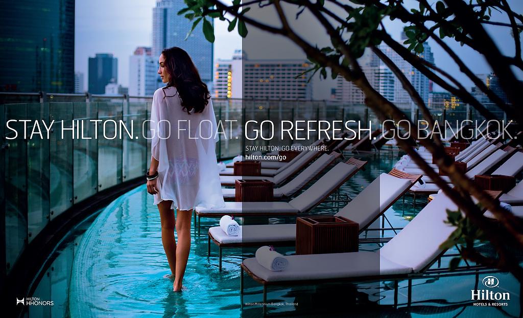 Print Ad Hilton Hotels Amp Resorts Bangkok