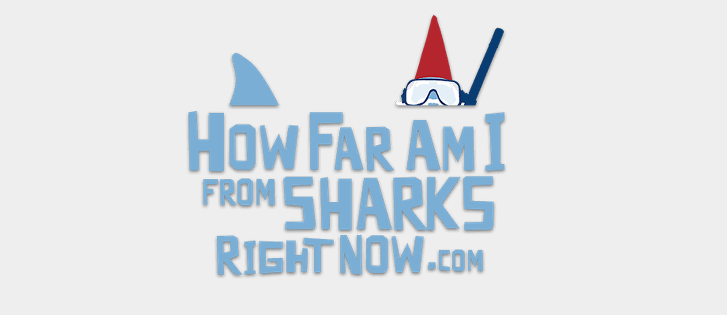 interactive ad travelocity how far am i from sharks