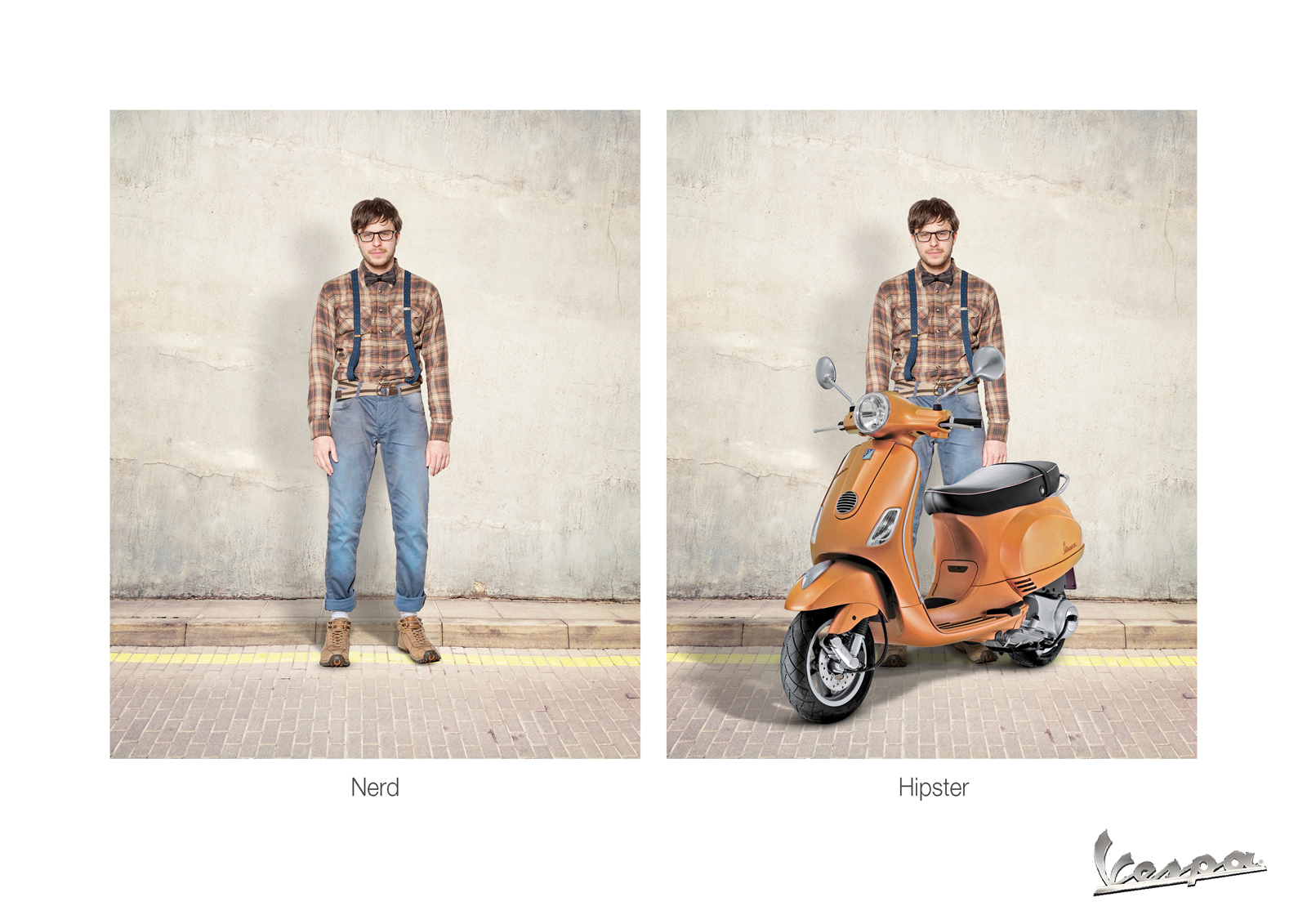 Volkswagen Print Advert By DDB: Girl | Ads of the World™