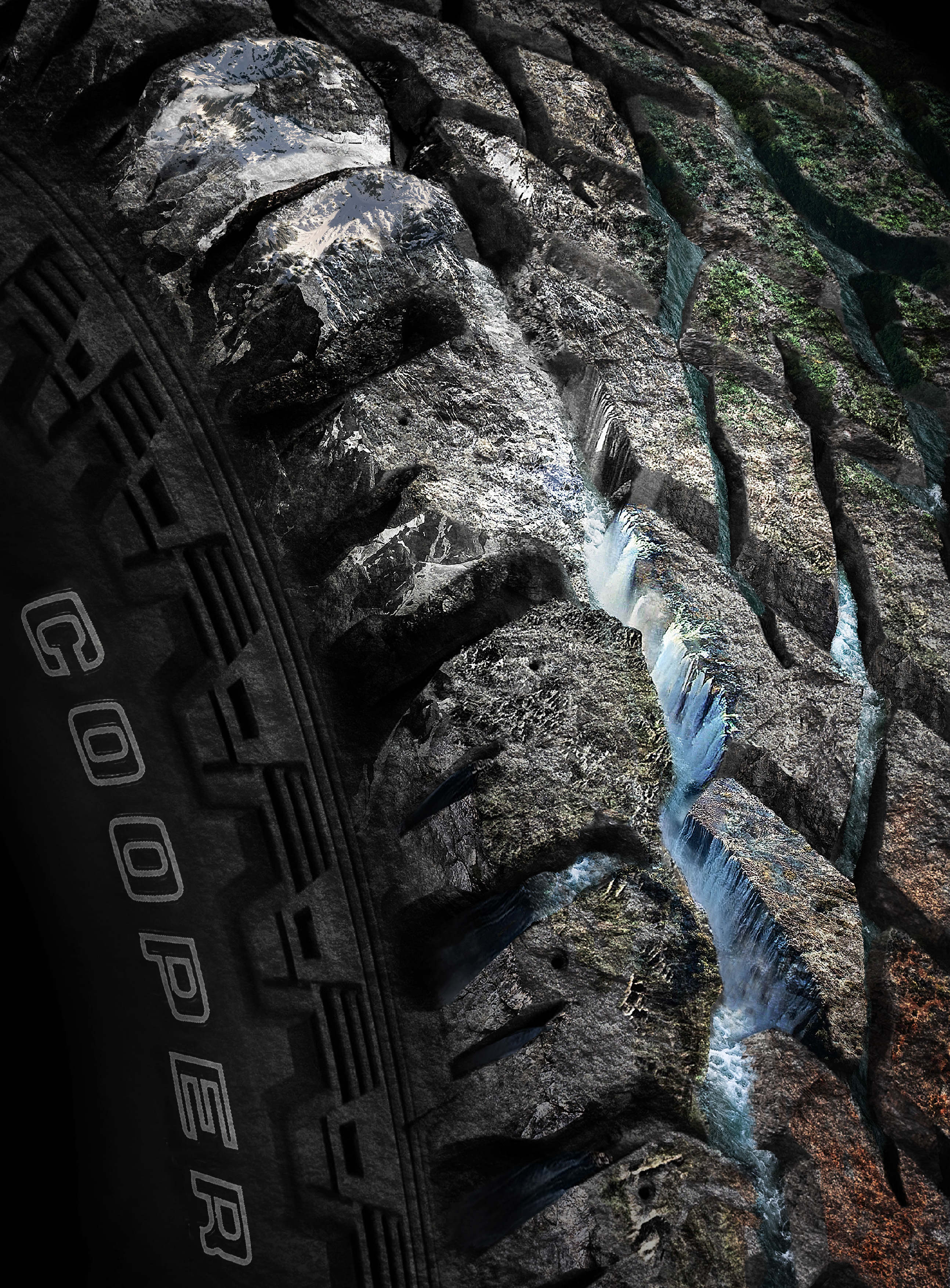 All Terrain Tires >> Print ad: Cooper Tires: All terrain tyres