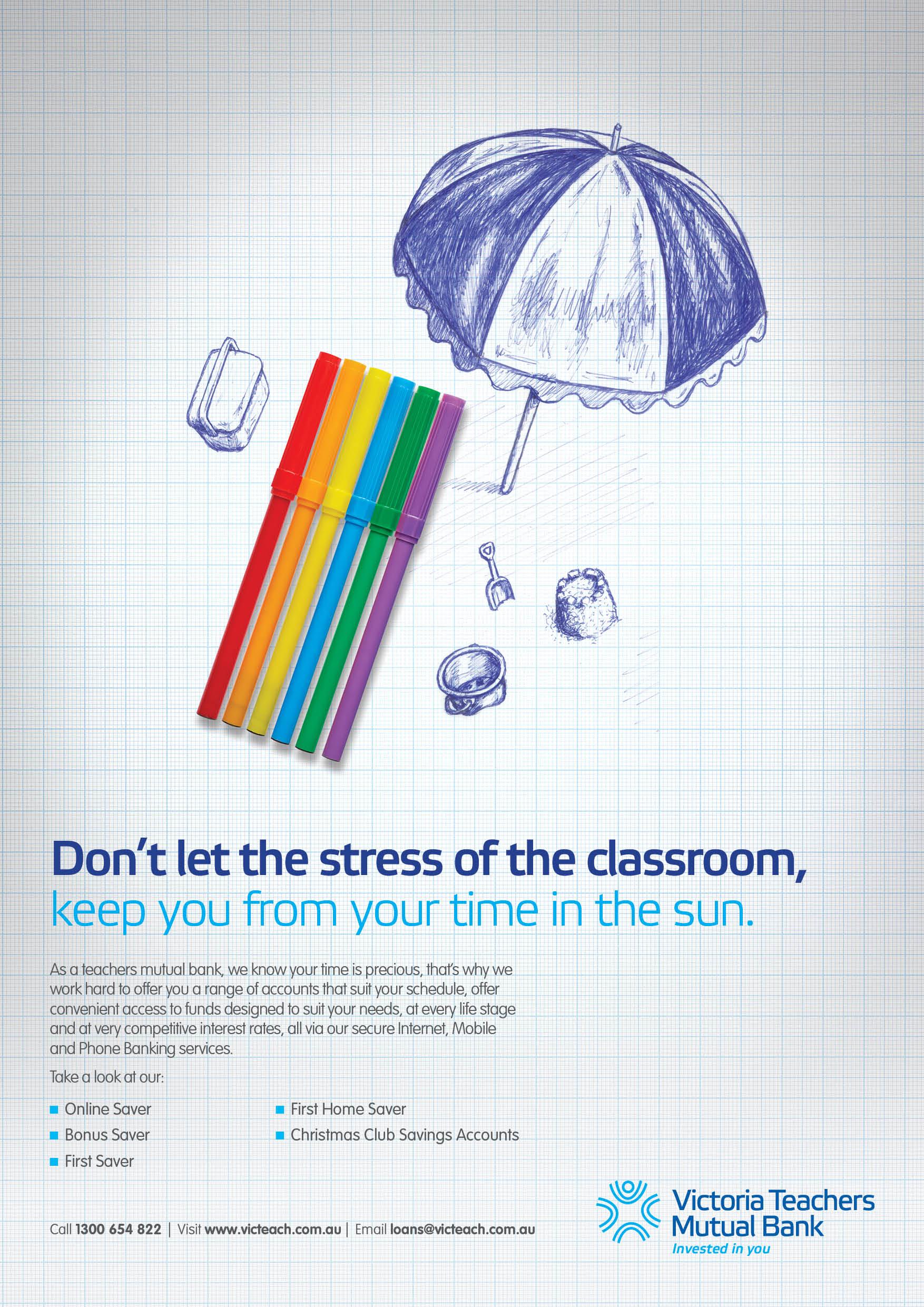 Teachers Mutual Bank Home Loan Campaign