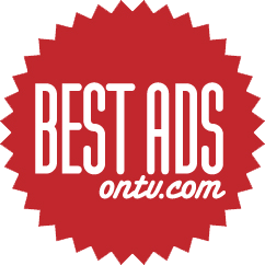 Best ads: TV, Print, Outdoor, Interactive, Radio