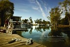 Murray River: Houseboat