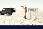 Land Rover Defender: Middle of Nowhere