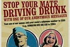 Youth drink driving campaign: Phone Legends