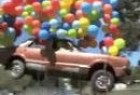 Ford Mondeo: Balloons Copycat