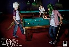 Mix Brasil: Pool room