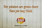 Lay's Potato Chips: Your Potato's Are Growm Closer Than You Think