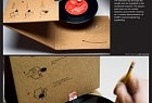 GGRP Sound: Cardboard Record Player DM