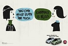 FIAT 500: Contradictory Sayings