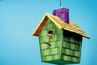 Sherwin-Williams: Color Chips - Birdhouse