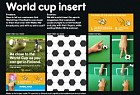 Welho HD: World Cup insert