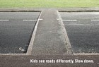 Auckland Transport: Kids see roads differently