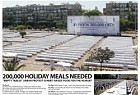 Latet: 200,000 holiday meals needed