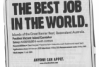 Tourism Queensland: The best job in the world