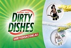 Morning Fresh: Dirty Dishes