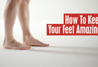 Canesten: Keep Your Feet Amazing