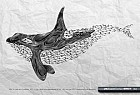 Faber Castell: Whale