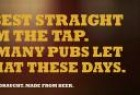 Carlton Draught: Straight From The Tap