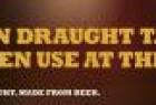 Carlton Draught: The Only Tap