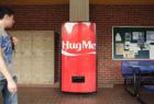Coca Cola: Hug Me Machine