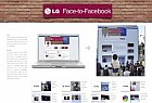 LG: Face-to-Facebook
