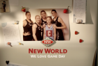 New World Supermarkets: New World: Game Day