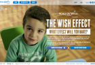 Make-A-Wish: The Wish Effect