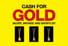 nossa.pt: cash for gold, silver, bronze and shortlist
