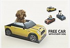 Mini & SPCA: Free Dog With Every Car