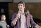 American Cancer Society: Moment Against Silence (Josh Groban)