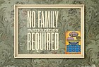 New York Lottery: No Family Required