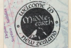 100% Pure New Zealand, 100% Middle-earth: Middle-earth Passport Stamp
