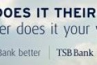 TSB Bank: Big or Better. Your way.