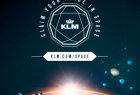 KLM Royal Dutch Airlines:  Claim Your Place In Space