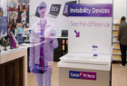 orlando warner: Currys PC World: Gadget Show Idents - Invisibility Device