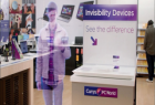 Currys PC World: Gadget Show Idents - Invisibility Device
