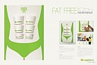 Yogoberry: Fat Free Posters