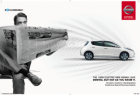 Nissan Leaf: Man