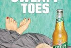 Tooheys Extra Dry: Repay Your Mouth: Toes