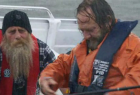 New-generation lifejackets: Fishermen
