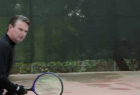 Heineken: The one that played fire tennis against Jimmy Connors