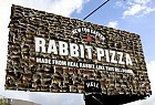 Hell Pizza: Rabbit Billboard
